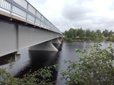 Haukiputaan sillankorjausurakka 2014-2015